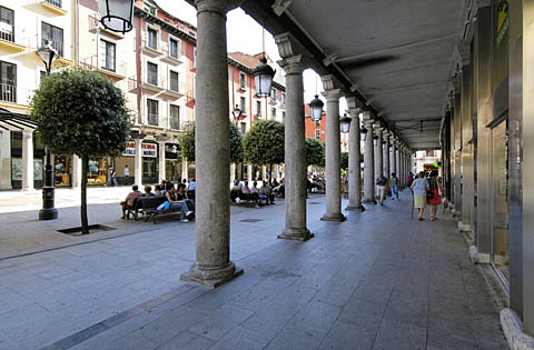Arcade, Valladolid, Spain