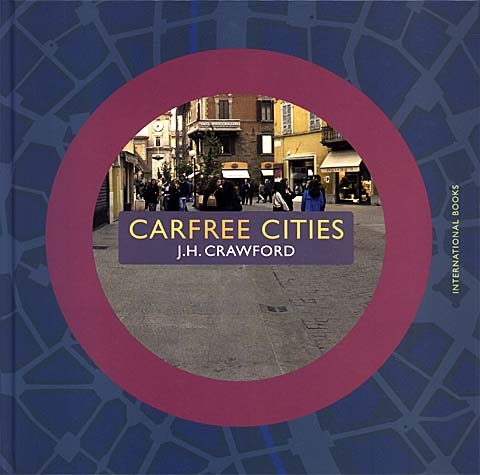 Cover of Carfree Cities